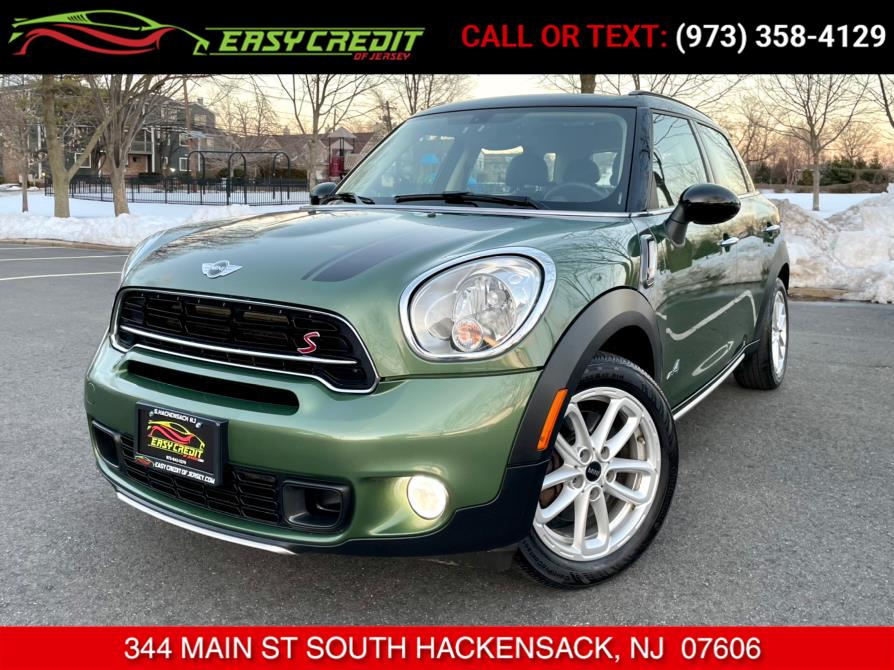 Used 2016 MINI Cooper Countryman in South Hackensack, New Jersey | Easy Credit of Jersey. South Hackensack, New Jersey