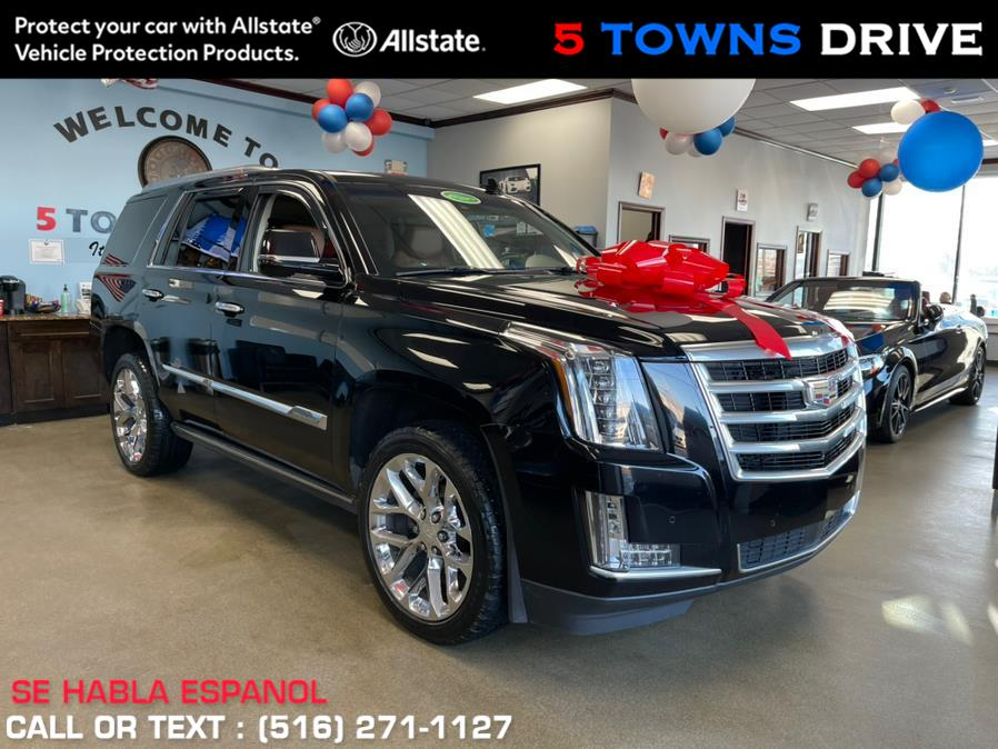 2015 Cadillac Escalade Premium 4WD 4dr Premium, available for sale in Inwood, NY