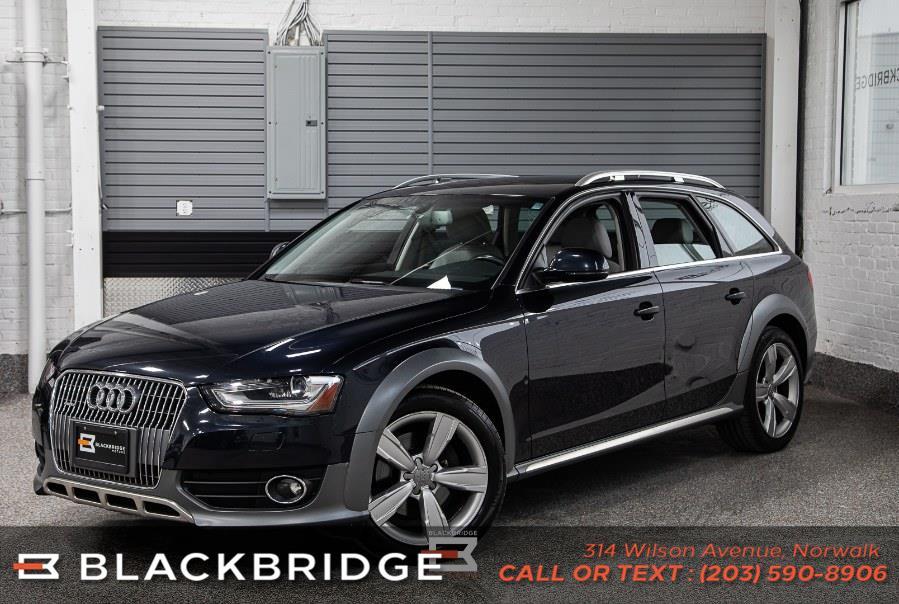Used Audi allroad 4dr Wgn Prestige 2013 | Black Bridge Motors, LLC. Norwalk, Connecticut