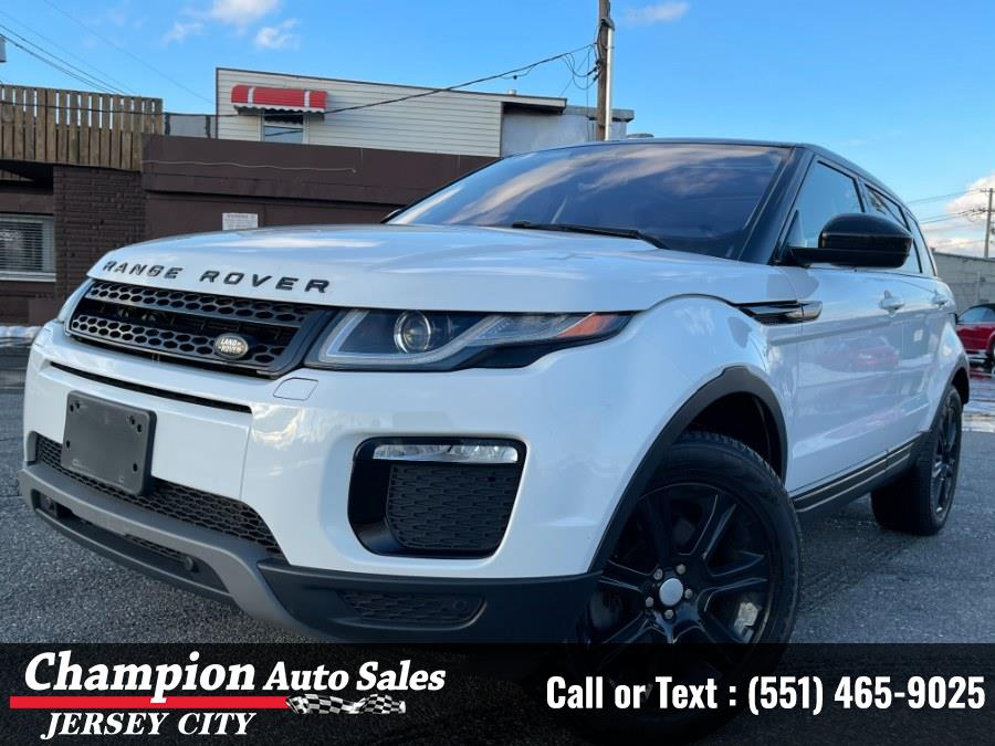 Used 2017 Land Rover Range Rover Evoque in Jersey City, New Jersey | Champion Auto Sales. Jersey City, New Jersey