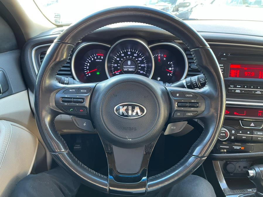 Used Kia Optima 4dr Sdn EX 2015 | Champion Auto Sales. Bronx, New York