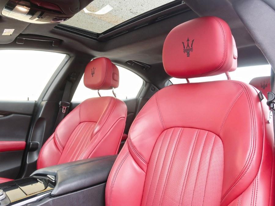 Used Maserati Ghibli S Q4 2017 | Auto Expo Ent Inc.. Great Neck, New York