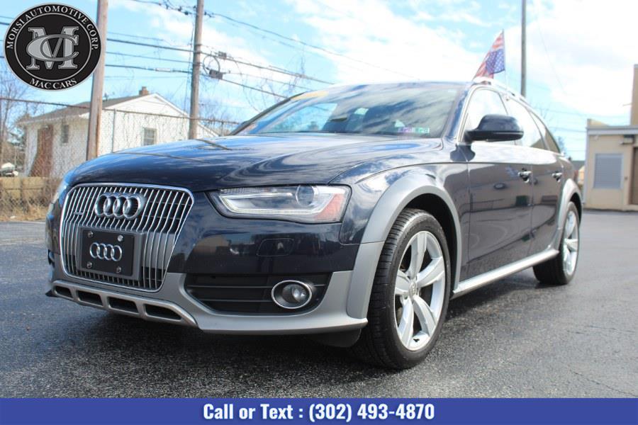 Used Audi allroad 4dr Wgn Premium  Plus 2014 | Morsi Automotive Corp. New Castle, Delaware