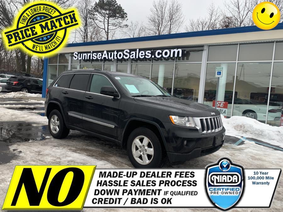 Used Jeep Grand Cherokee 4WD 4dr Laredo 2013 | Sunrise Auto Sales of Elmont. Elmont, New York