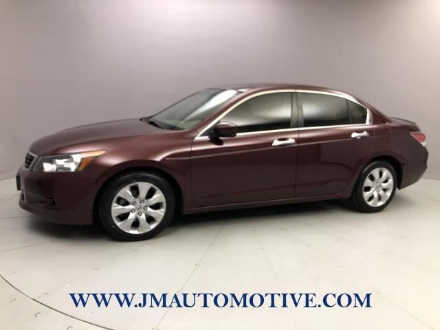 Used Honda Accord 4dr V6 Auto EX-L 2008 | J&M Automotive Sls&Svc LLC. Naugatuck, Connecticut