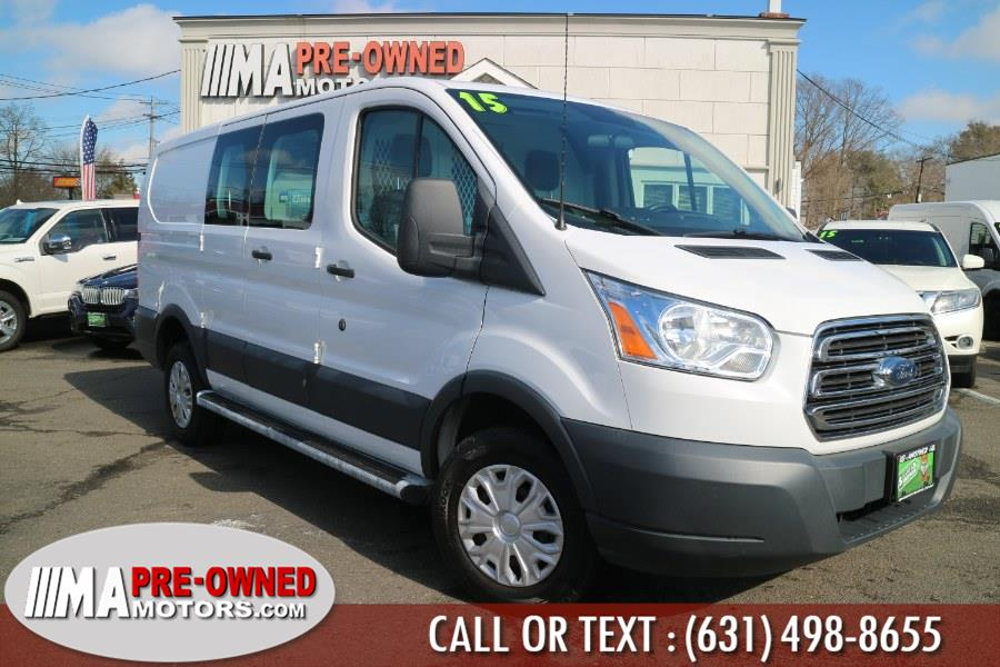 Used 2015 Ford Transit Cargo Van in Huntington, New York | M & A Motors. Huntington, New York