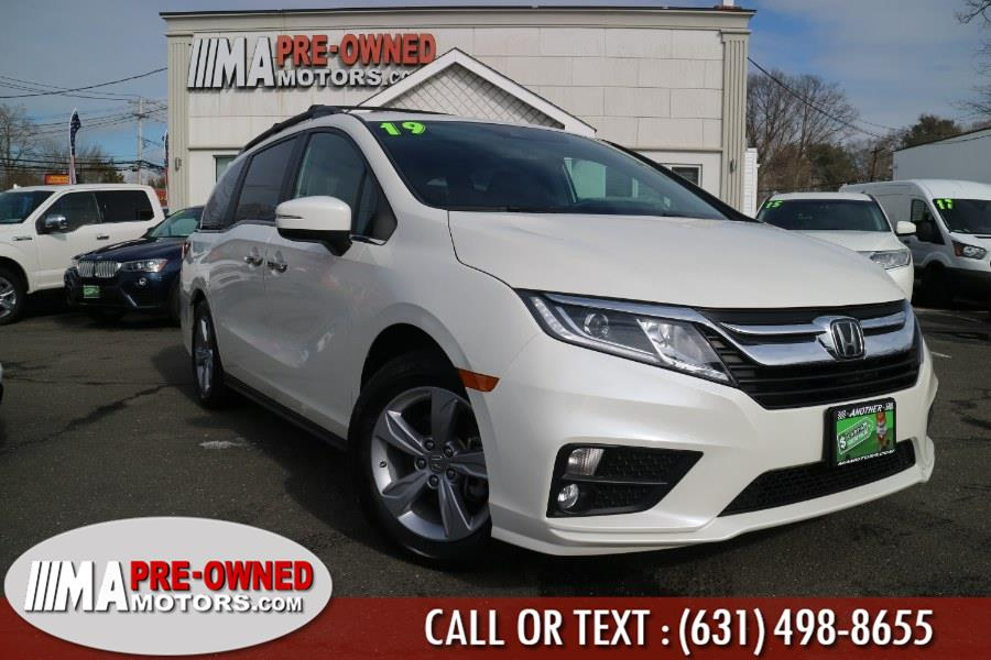 Used 2019 Honda Odyssey in Huntington, New York | M & A Motors. Huntington, New York