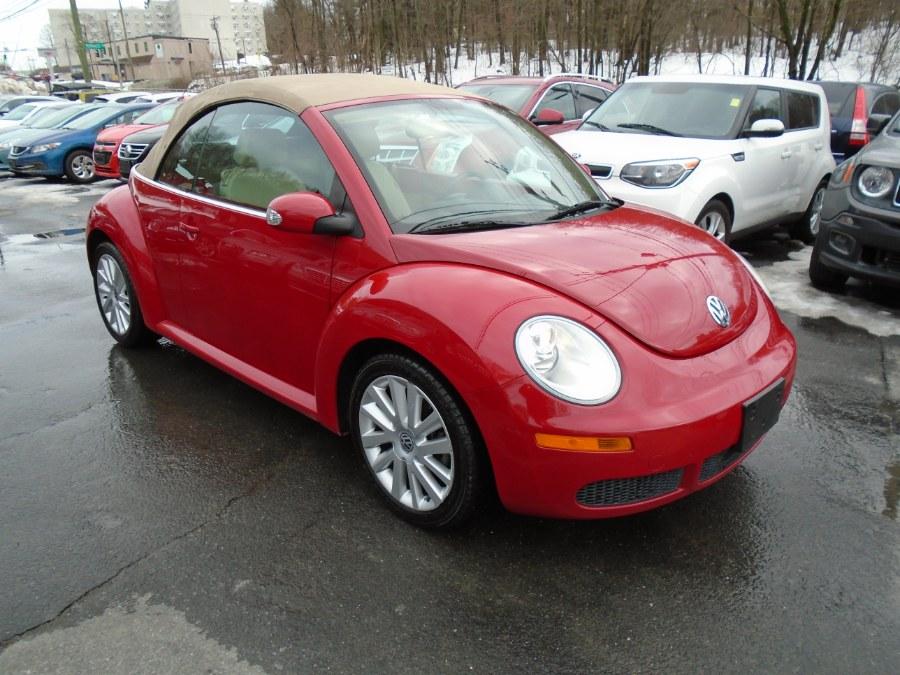 Used Volkswagen New Beetle Convertible 2dr Auto SE PZEV 2008   Jim Juliani Motors. Waterbury, Connecticut