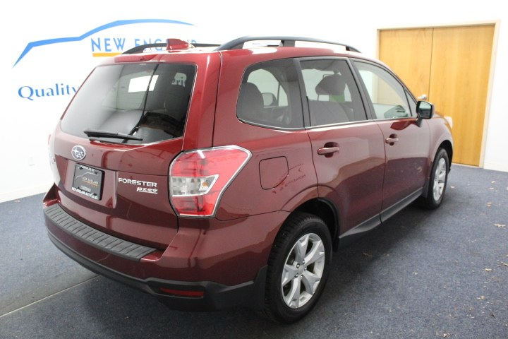 Used Subaru Forester 4dr CVT 2.5i Premium PZEV 2016 | New England Auto Sales LLC. Plainville, Connecticut
