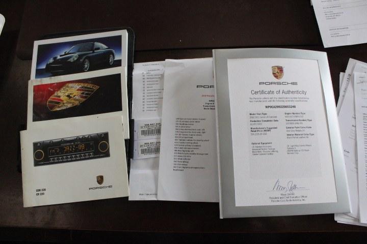 Used Porsche 911 Carrera 2dr Carrera 4 Cabriolet Tiptronic 2002 | New England Auto Sales LLC. Plainville, Connecticut