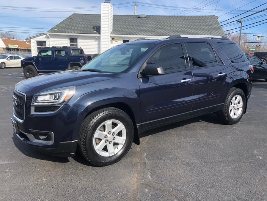 Used 2015 GMC Acadia in Milford, Connecticut | Chip's Auto Sales Inc. Milford, Connecticut