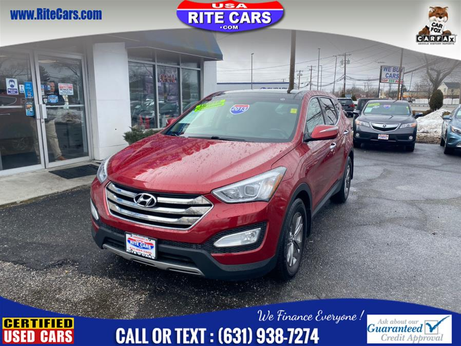 Used 2013 Hyundai Santa Fe Sport in Lindenhurst, New York | Rite Cars, Inc. Lindenhurst, New York
