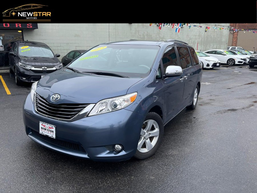 Used Toyota Sienna LE One Owner 2013 | New Star Motors. Chelsea, Massachusetts