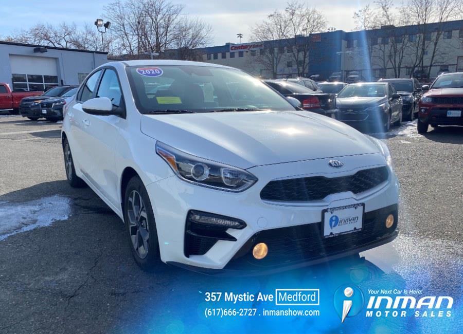 Used Kia Forte LXS IVT 2020 | Inman Motors Sales. Medford, Massachusetts