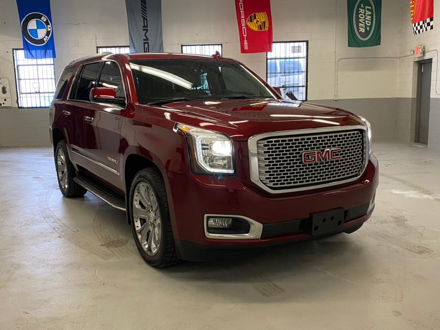 Used GMC Yukon 4WD 4dr Denali 2016 | CT Auto. Bridgeport, Connecticut