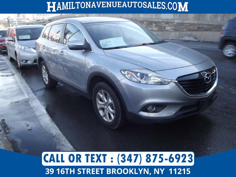 Used Mazda CX-9 AWD 4dr Touring 2014 | Hamilton Avenue Auto Sales DBA Nyautoauction.com. Brooklyn, New York