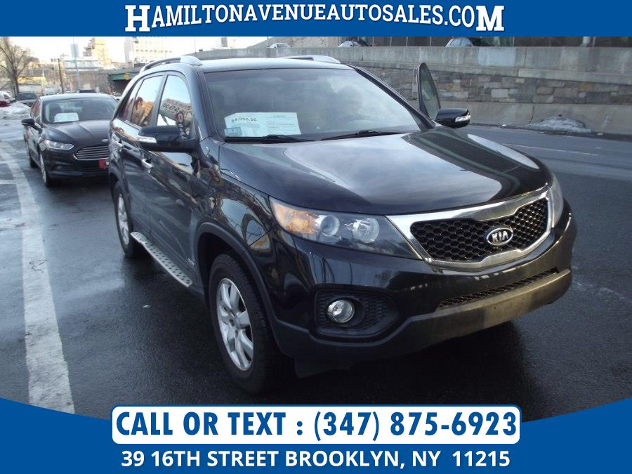 Used Kia Sorento AWD 4dr I4-GDI LX 2012 | Hamilton Avenue Auto Sales DBA Nyautoauction.com. Brooklyn, New York