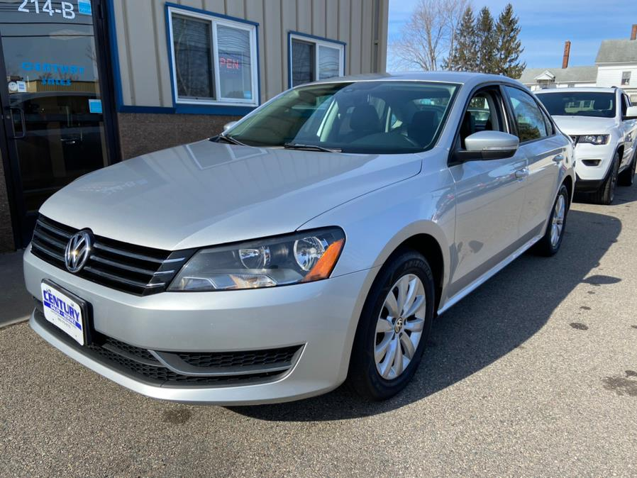 Used 2014 Volkswagen Passat in East Windsor, Connecticut | Century Auto And Truck. East Windsor, Connecticut