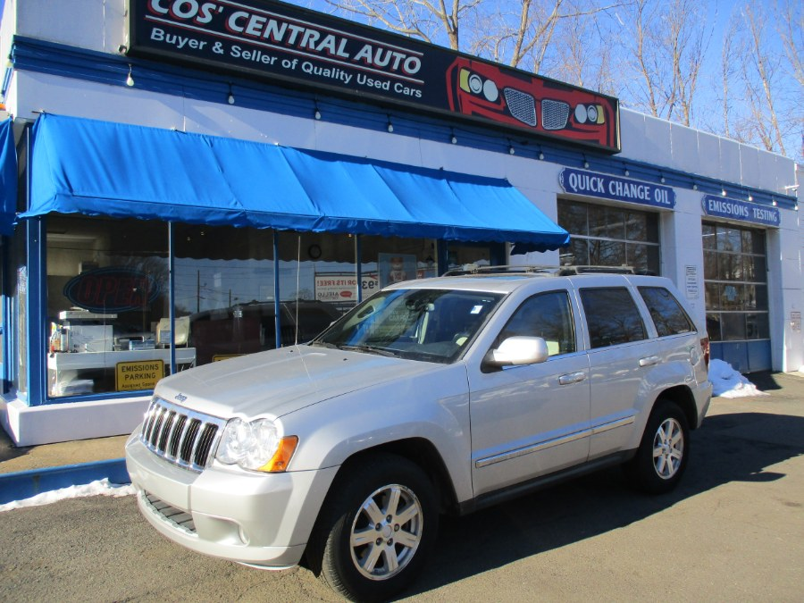 Used Jeep Grand Cherokee 4WD 4dr Limited 2009 | Cos Central Auto. Meriden, Connecticut
