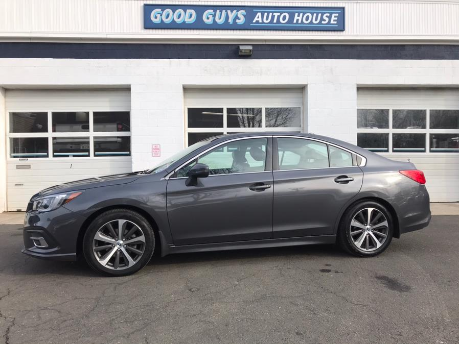 Used Subaru Legacy 2.5i Limited 2018 | Good Guys Auto House. Southington, Connecticut