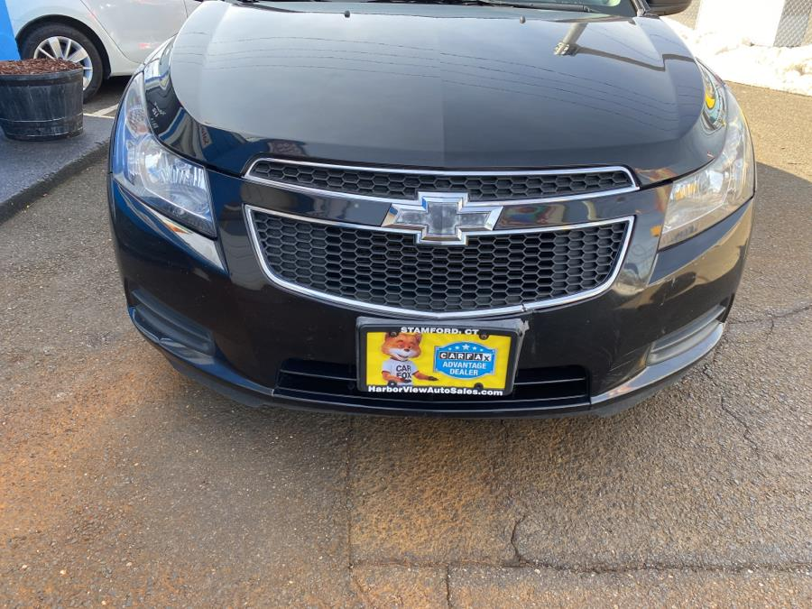 Used Chevrolet Cruze 4dr Sdn Auto LS 2013 | Harbor View Auto Sales LLC. Stamford, Connecticut