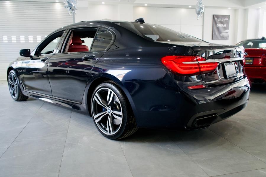 Used BMW 7 Series 750i xDrive Sedan 2018 | Luxury Motor Club. Franklin Square, New York