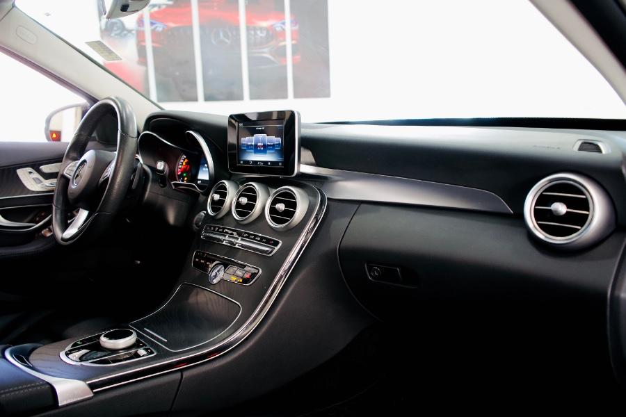 Used Mercedes-Benz C-Class C300 4MATIC Sedan 2017   Luxury Motor Club. Franklin Square, New York