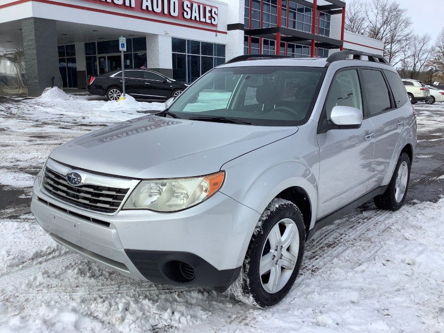 Used Subaru Forester (Natl) 4dr Auto X w/Premium Pkg 2009 | Marsh Auto Sales LLC. Ortonville, Michigan