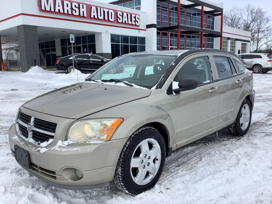 Used Dodge Caliber 4dr HB SXT 2009 | Marsh Auto Sales LLC. Ortonville, Michigan