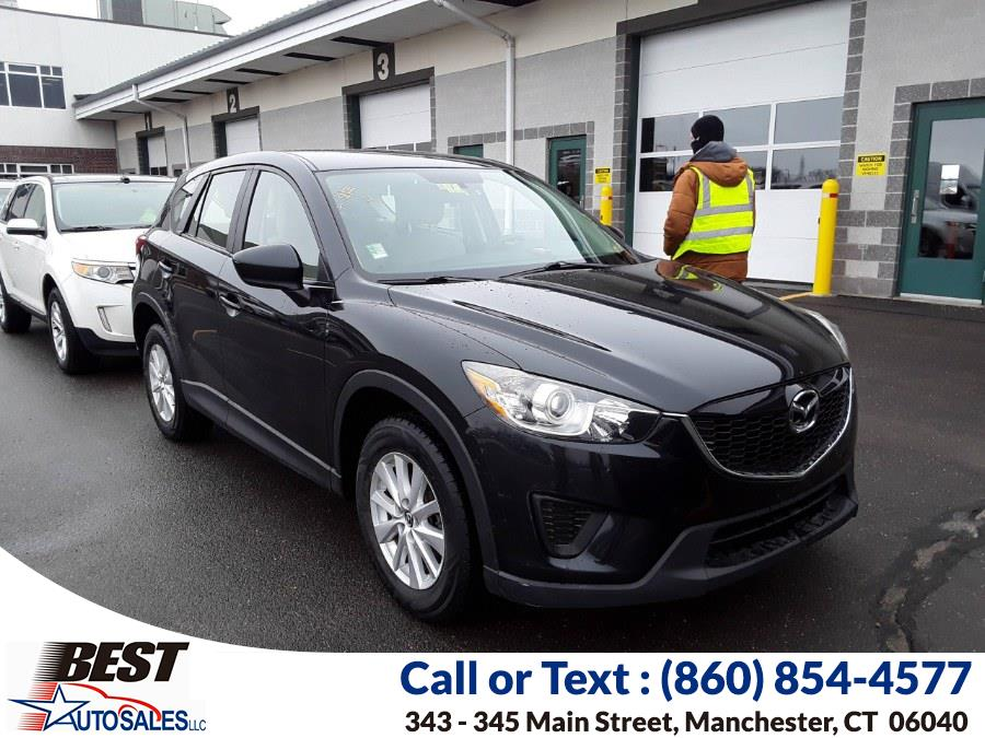 Used 2014 Mazda CX-5 in Manchester, Connecticut | Best Auto Sales LLC. Manchester, Connecticut