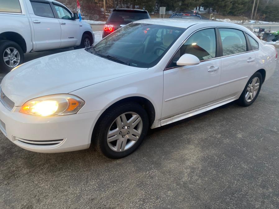 Used Chevrolet Impala Limited 4dr Sdn LT Fleet 2014 | VIP on 6 LLC. Hampton, Connecticut