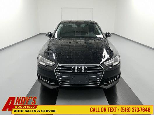Used Audi A4 2.0 TFSI Tech Premium S Tronic quattro AWD 2018 | Andy's Woodfield. West Hempstead, New York