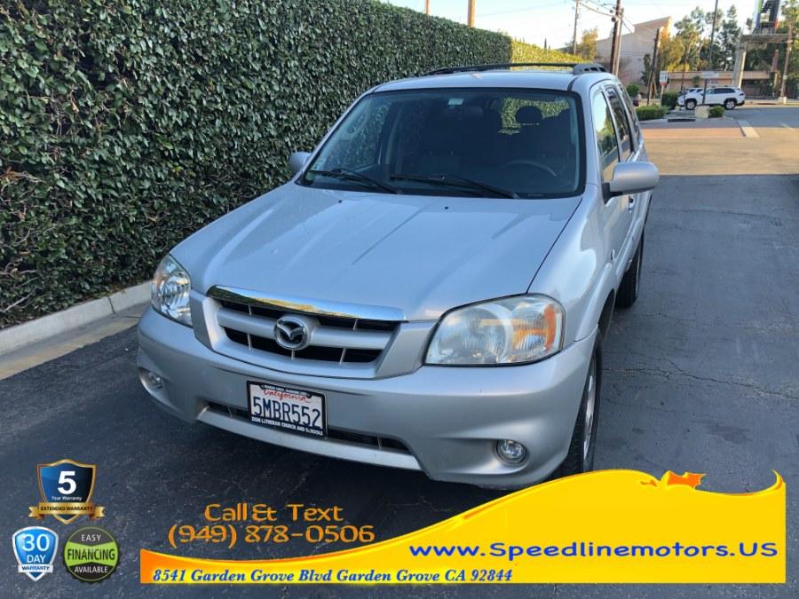 Used 2005 Mazda Tribute in Garden Grove, California | Speedline Motors. Garden Grove, California