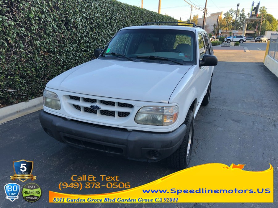 Used 2000 Ford Explorer in Garden Grove, California | Speedline Motors. Garden Grove, California