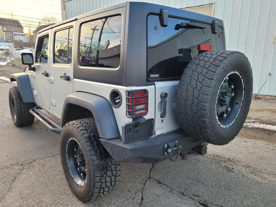 Used Jeep Wrangler Unlimited 4WD 4dr Sport 2012   Capital Lease and Finance. Brockton, Massachusetts