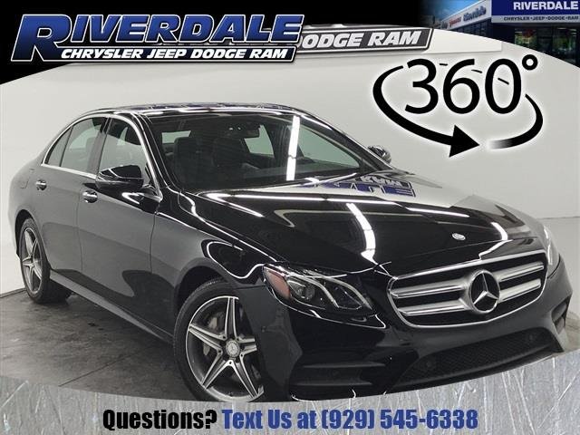 Used 2017 Mercedes-benz E-class in Bronx, New York   Eastchester Motor Cars. Bronx, New York