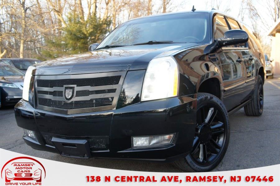 Used Cadillac Escalade ESV AWD 4dr Platinum Edition 2013 | Ramsey Motor Cars Inc. Ramsey, New Jersey
