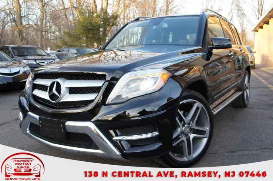 Used Mercedes-Benz GLK-Class 4MATIC 4dr GLK350 2013 | Ramsey Motor Cars Inc. Ramsey, New Jersey