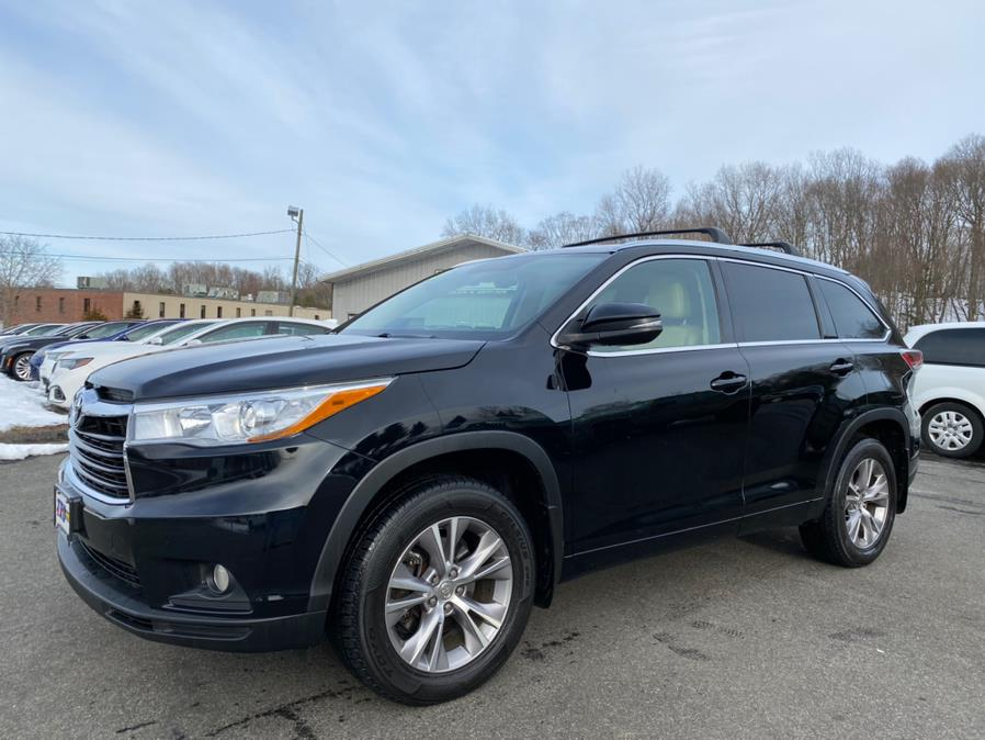 Used 2015 Toyota Highlander in Berlin, Connecticut | Tru Auto Mall. Berlin, Connecticut