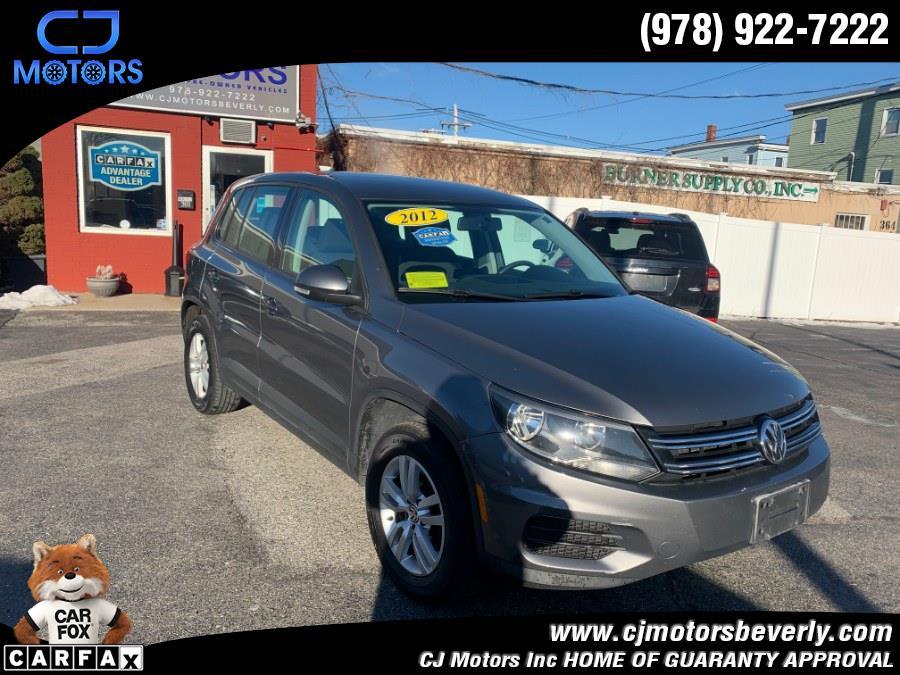 Used 2012 Volkswagen Tiguan in Beverly, Massachusetts | CJ Motors Inc. Beverly, Massachusetts