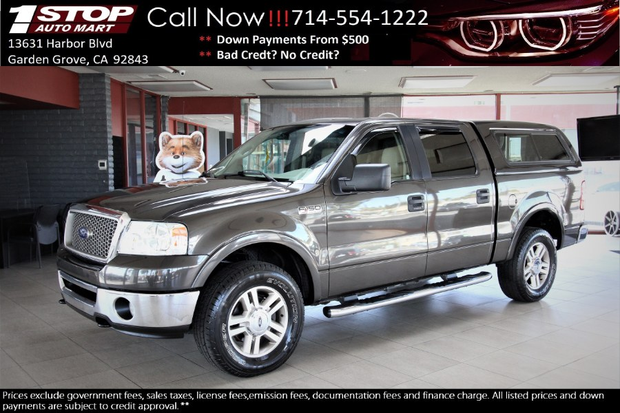 Used 2006 Ford F-150 in Garden Grove, California | 1 Stop Auto Mart Inc.. Garden Grove, California