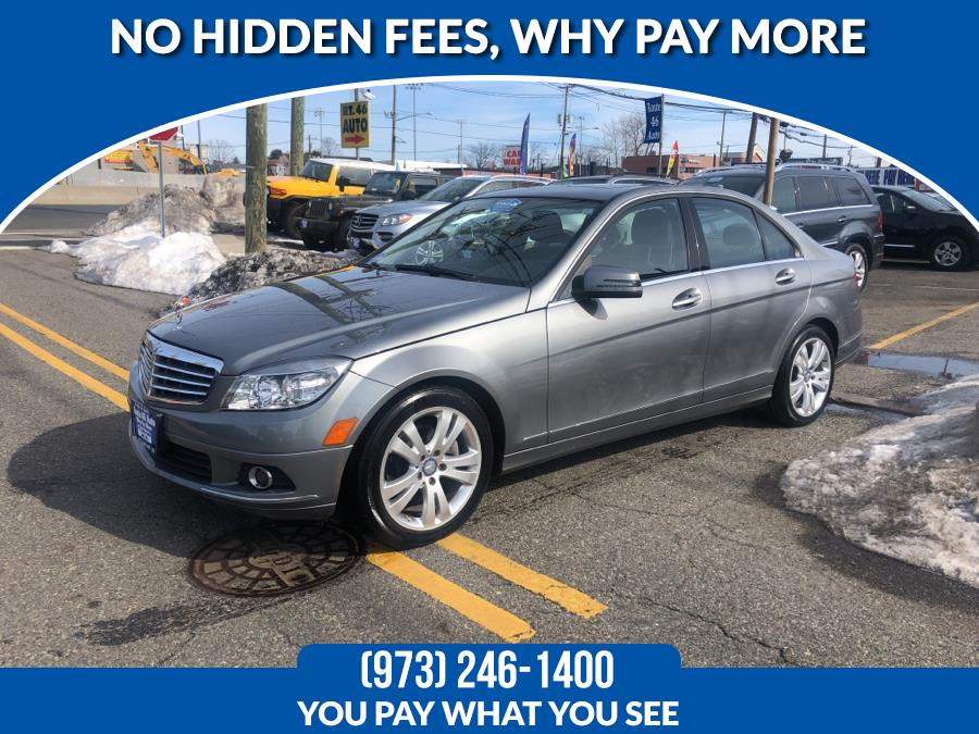 Used 2011 Mercedes-Benz C-Class in Lodi, New Jersey | Route 46 Auto Sales Inc. Lodi, New Jersey