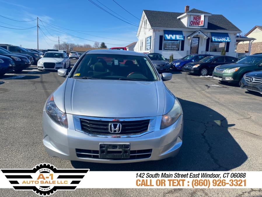 Used 2009 Honda Accord Sdn in East Windsor, Connecticut | A1 Auto Sale LLC. East Windsor, Connecticut