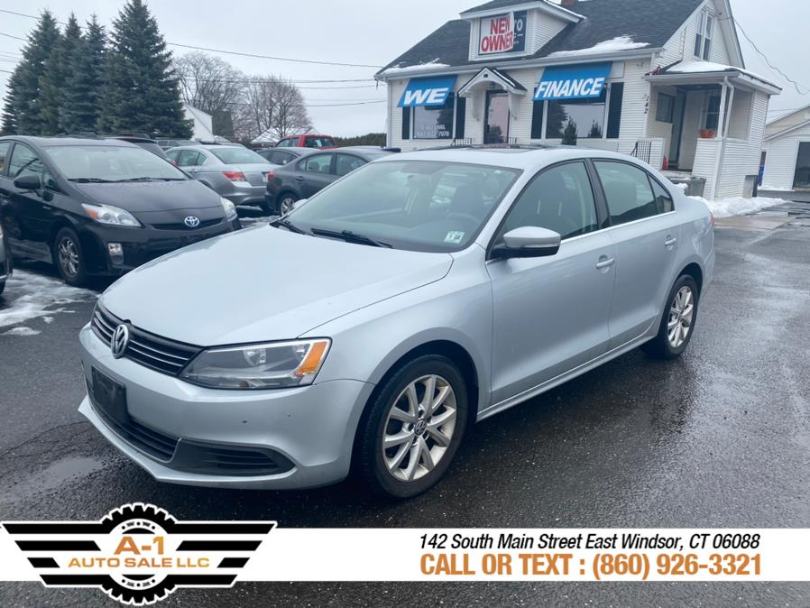 Used 2013 Volkswagen Jetta Sedan in East Windsor, Connecticut | A1 Auto Sale LLC. East Windsor, Connecticut