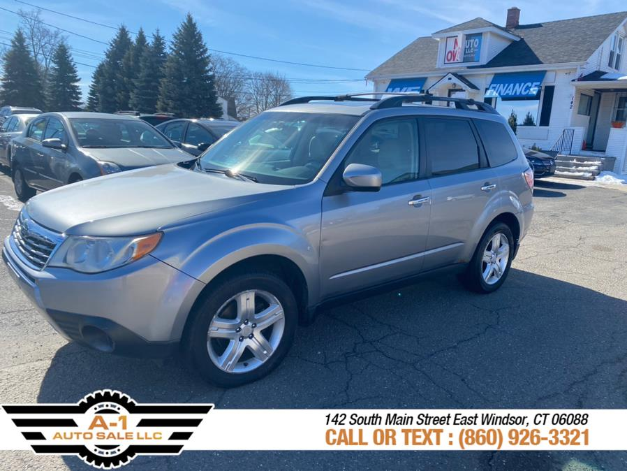 Used 2009 Subaru Forester (Natl) in East Windsor, Connecticut | A1 Auto Sale LLC. East Windsor, Connecticut