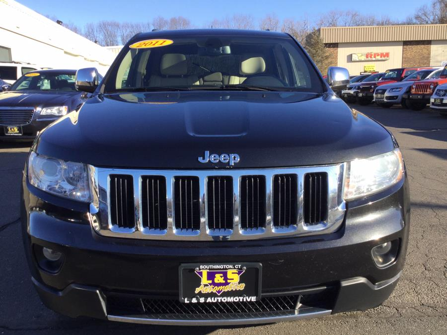 Used Jeep Grand Cherokee 4WD 4dr Limited 2011 | L&S Automotive LLC. Plantsville, Connecticut