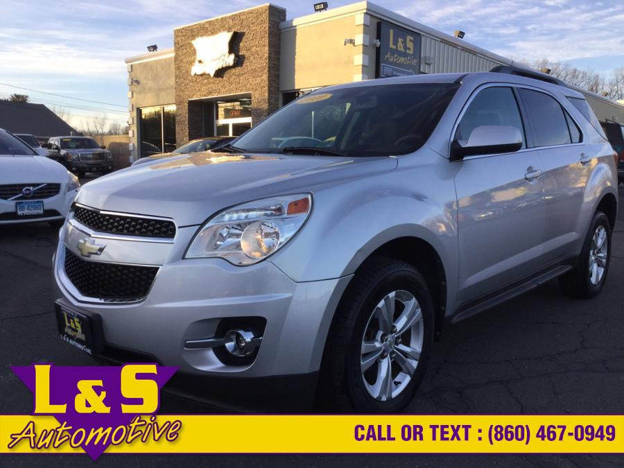 Used 2010 Chevrolet Equinox in Plantsville, Connecticut | L&S Automotive LLC. Plantsville, Connecticut
