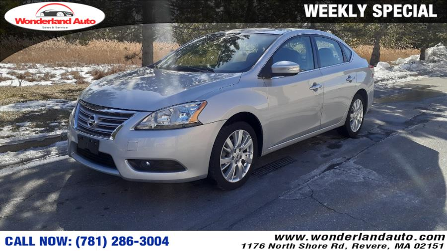 Used 2014 Nissan Sentra in Revere, Massachusetts | Wonderland Auto. Revere, Massachusetts