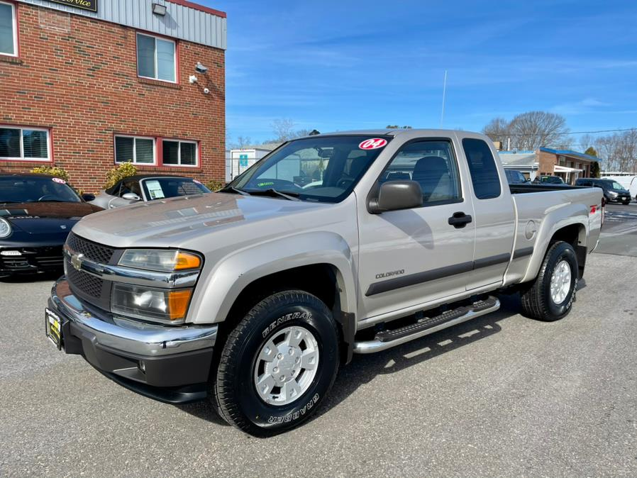 """Used Chevrolet Colorado Ext Cab 125.9"""" WB 4WD Z71 2004 