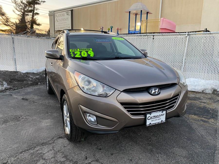 Used 2013 Hyundai Tucson in Bayshore, New York | Carmatch NY. Bayshore, New York